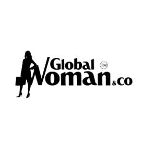 Global woman square