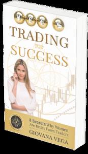 Trading for women - Book - Giovana Vega