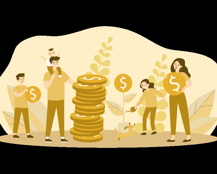 Trading for women - money lessons - blog